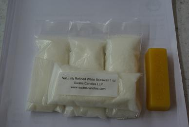 White Beeswax 1 oz